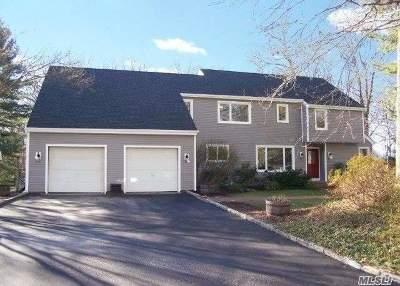 Setauket Single Family Home For Sale: 472 Pond Path