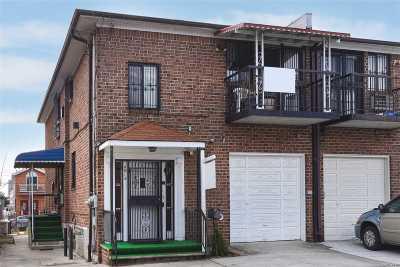 Flushing Multi Family Home For Sale: 49-14 Parsons Blvd