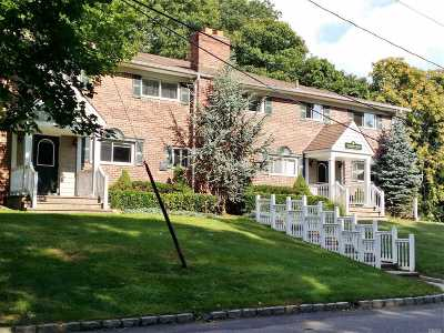 Port Jefferson Rental For Rent: 8 Presidents Dr #2B