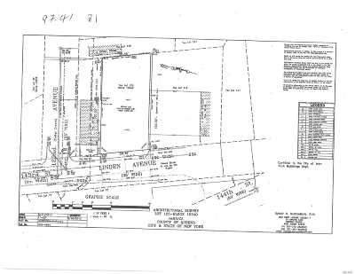 Queens County Residential Lots & Land For Sale: 120-44 143rd St