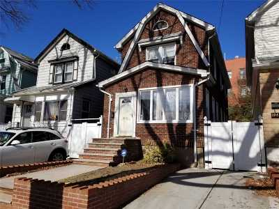 Flushing Single Family Home For Sale: 198-31 32 Rd
