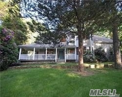 Setauket Single Family Home For Sale: 6 Conscience Meado Path