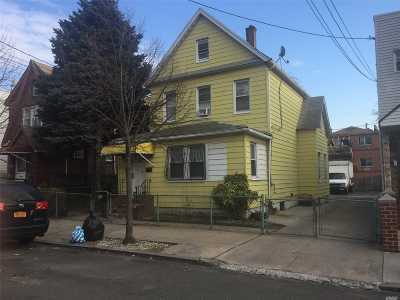 Corona Multi Family Home For Sale: 111-22 43rd Ave