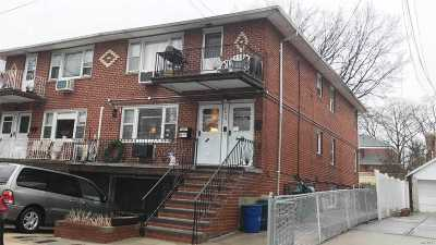 Bayside Multi Family Home For Sale: 42-29 202nd St