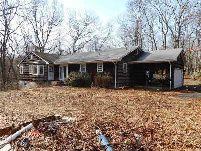 Port Jefferson Single Family Home For Sale: 106 Wilson Dr