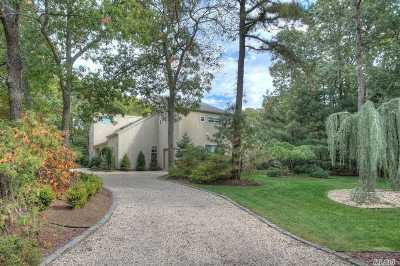 Quogue Single Family Home For Sale: 1 Blue Jay Way