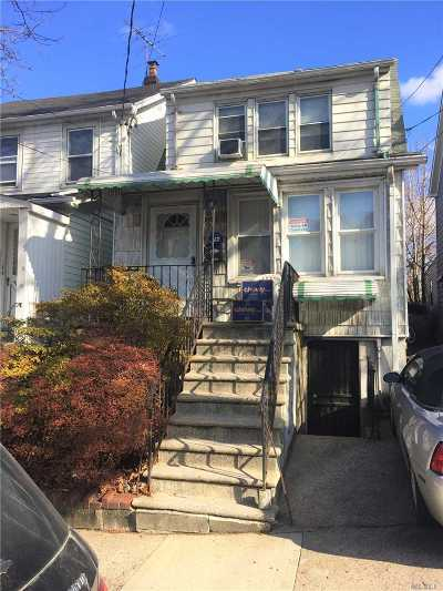 Flushing Multi Family Home For Sale: 61-13 156th St