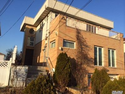 Bayside Multi Family Home For Sale: 208-11 15th Ave