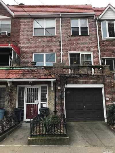 Elmhurst Multi Family Home For Sale: 60-24 Wetherole St