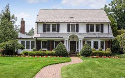 Garden City Single Family Home For Sale: 36 Hilton Ave