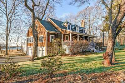 Mattituck Single Family Home For Sale: 1035 Sebastian's Cv Rd