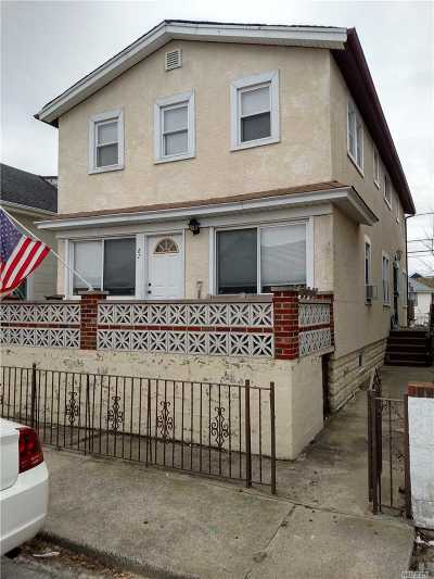 Long Beach Multi Family Home For Sale: 87 Ohio Ave