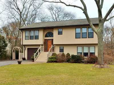 West Islip Single Family Home For Sale: 6 Lakeview Ave