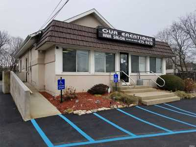 Medford Commercial For Sale: 1839 Route 112