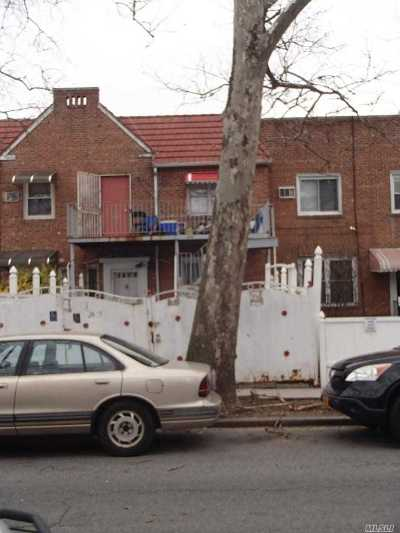 Multi Family Home For Sale: 24-05 87th St