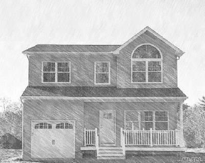 Huntington Single Family Home For Sale: Adj 1031 Park Ave