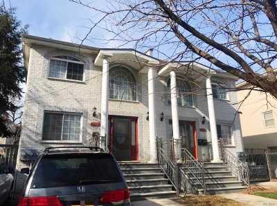Flushing Multi Family Home For Sale: 143-07 Beech Ave