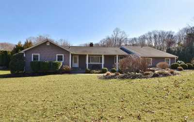 Smithtown Single Family Home For Sale: 169 Oakside Dr