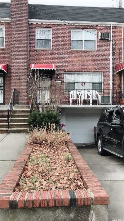 Jackson Heights Single Family Home For Sale: 31-22 75th St