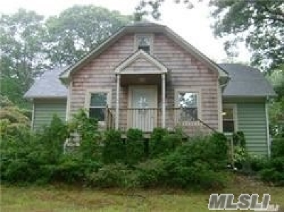 Rocky Point Single Family Home For Sale: 2 Clubhouse Dr