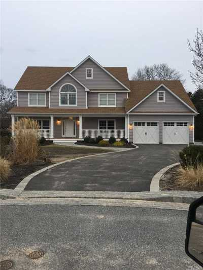 Nesconset Single Family Home For Sale: Lot 1 Rolling Hills Dr