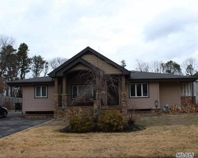 Bohemia Single Family Home For Sale: 25 Westwind Dr