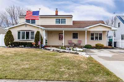 Levittown Single Family Home For Sale: 17 Chapel Ln