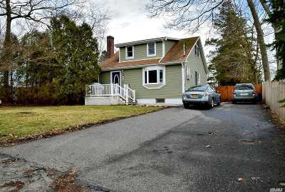 Rocky Point Single Family Home For Sale: 9 Hemlock Rd