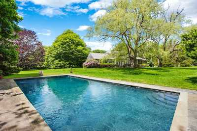 East Hampton Single Family Home For Sale: 28 Egypt Close