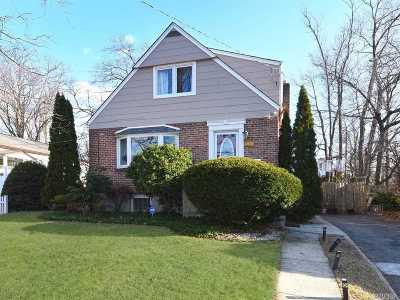 Great Neck Single Family Home For Sale: 91 Manor Dr