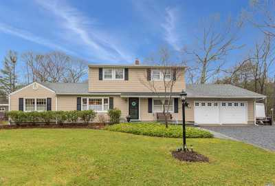 Middle Island Single Family Home For Sale: 146 Middle Island Blvd