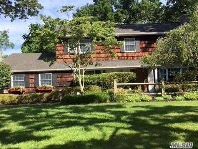 Setauket Single Family Home For Sale: 31 Sherry Dr
