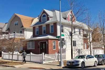 Flushing Multi Family Home For Sale: 42-41 165 St