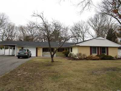 Coram Single Family Home For Sale: 36 Winside Ln
