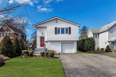 Sayville Single Family Home For Sale: 124 Lincoln Ave