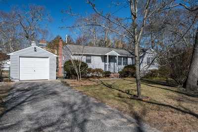 Hampton Bays Single Family Home For Sale: 9 Hudson St
