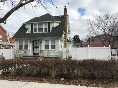 Flushing Single Family Home For Sale: 35-57 158th St