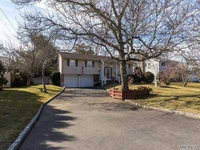 Hauppauge Single Family Home For Sale: 316 Mount Pleasant Rd