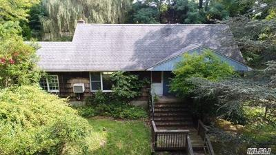 Wading River Single Family Home For Sale: 27 Emmetts Ln