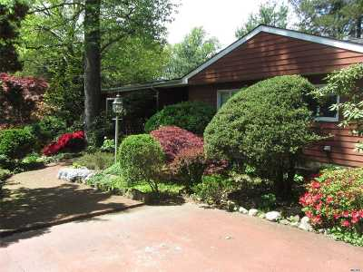 Great Neck Single Family Home For Sale: 10 Briarfield Dr