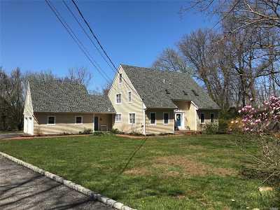Setauket Single Family Home For Sale: 97 Dyke Rd