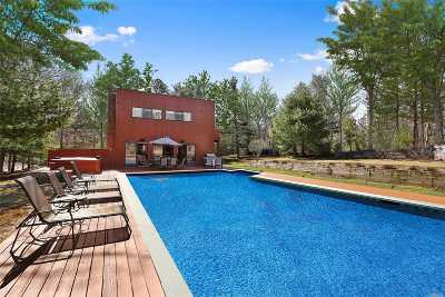 East Hampton Single Family Home For Sale: 497 Hands Creek Rd