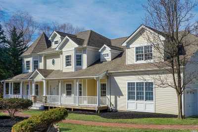 Setauket Single Family Home For Sale: 5 Chereb Ct