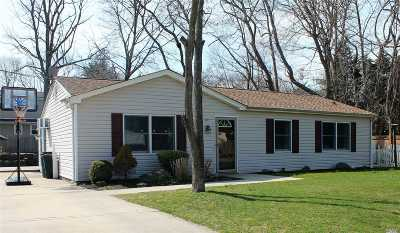 Miller Place Single Family Home For Sale: 14 Seifert Ave