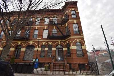 Brooklyn Condo/Townhouse For Sale: 172 Stuyvesant Ave