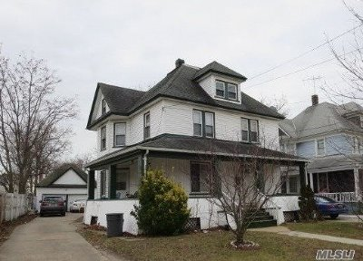 Freeport Multi Family Home For Sale: 73 Smith St