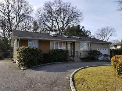 Farmingville Single Family Home For Sale: 6 2nd St