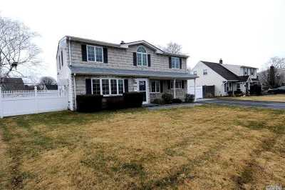 Levittown Single Family Home For Sale: 51 Academy Ln