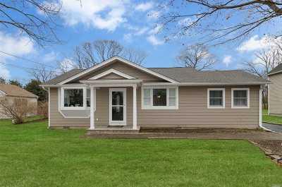 Centereach Single Family Home For Sale: 3 Audrey Ln