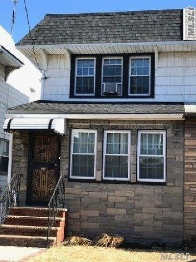 Maspeth Single Family Home For Sale: 52-75 70th St